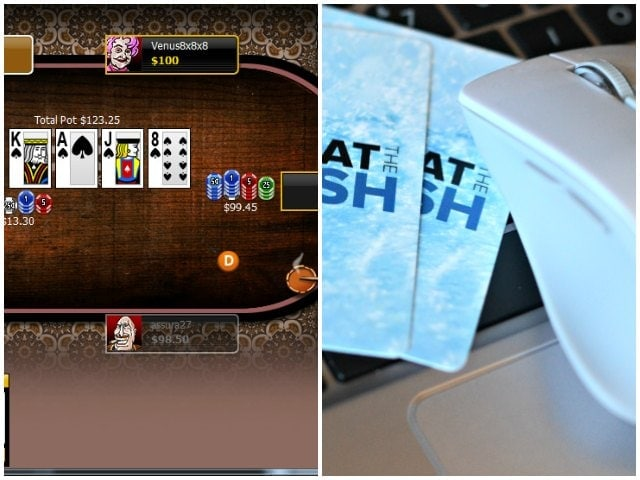 888 Poker Instant Play Software