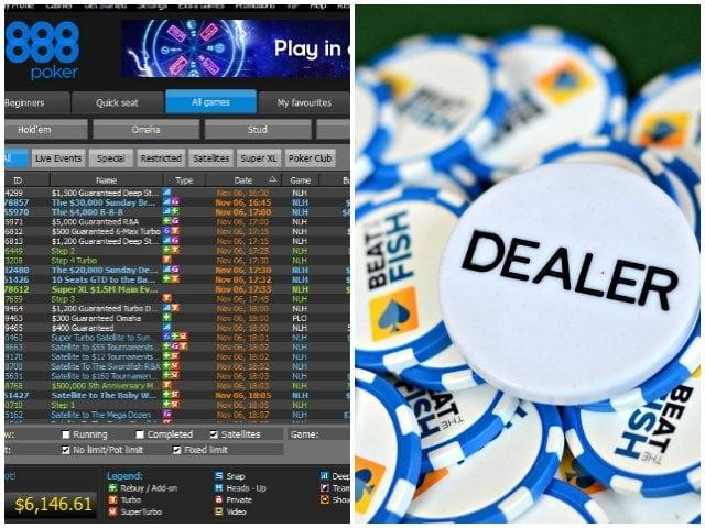888 Poker Convert Points