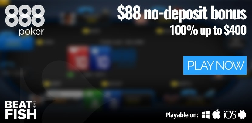 Triple 888 Poker Download