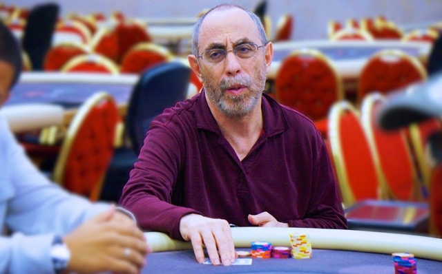 """Barry Greenstein, the author of """"Ace on the River,"""" is a longtime poker professional who's been a regular fixture in some of the biggest and most competitive cash games and tournaments in the world"""