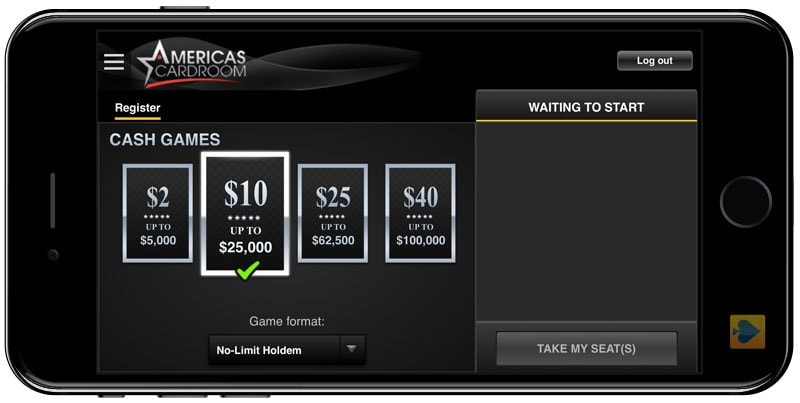 Americas Cardroom Review for 2019 - The ACR