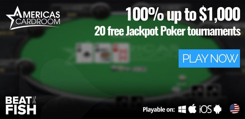 Play at America's Cardroom Now