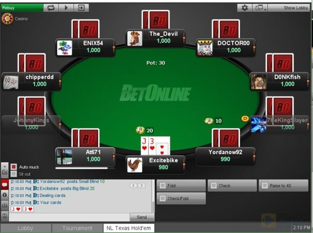 Free and legal poker online most popular poker online