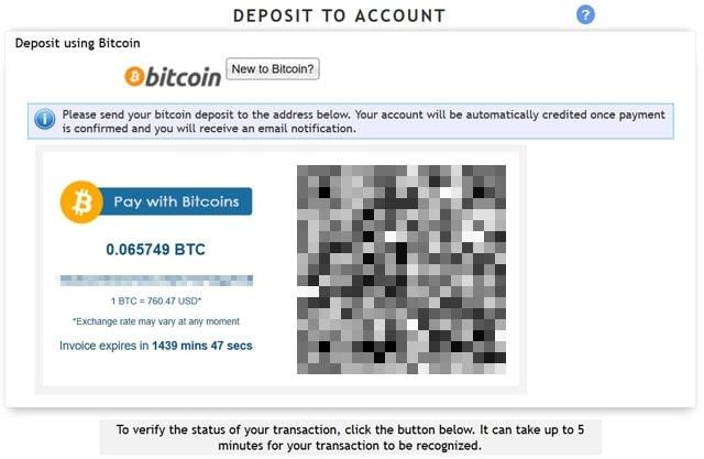 BetOnline Poker Bitcoin