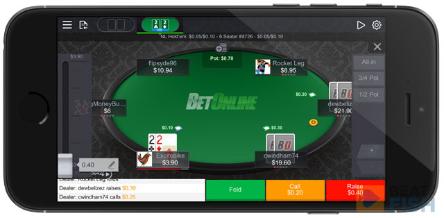 Why The New BetOnline Poker Mobile App is Surprisingly Great