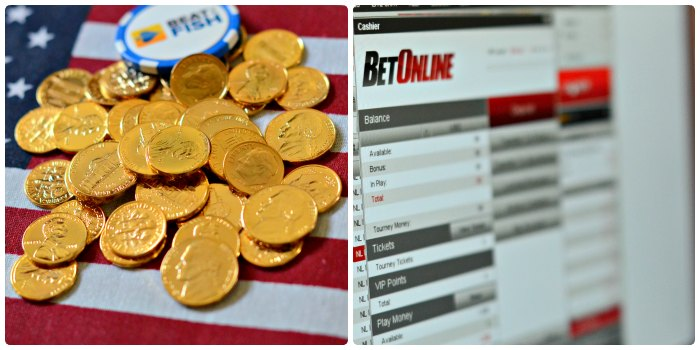 Bitcoin at BetOnline Poker