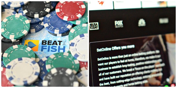 Multi-table tournaments aren't particularly impressive at BetOnline, but Sit and Goes are quite popular. Freerolls are available every hour and open to everyone.
