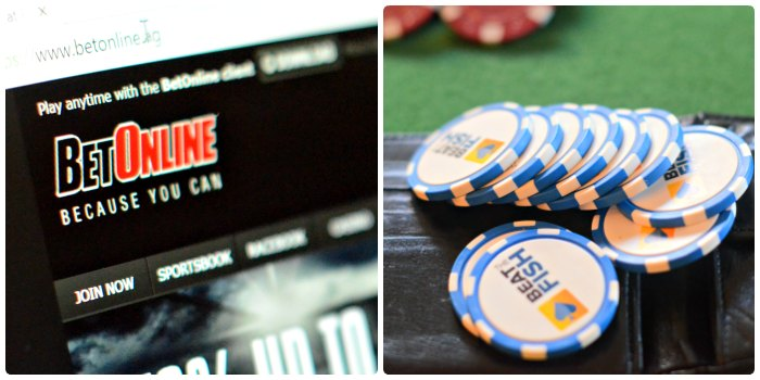 bet online reviews poker