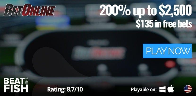 Play at BetOnline Poker