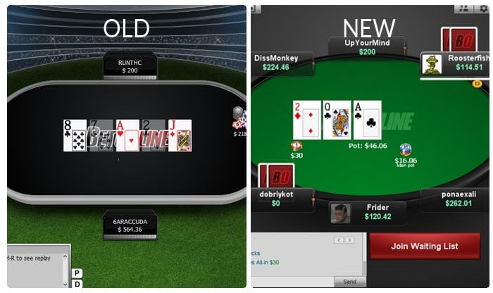 New BetOnline Poker Software