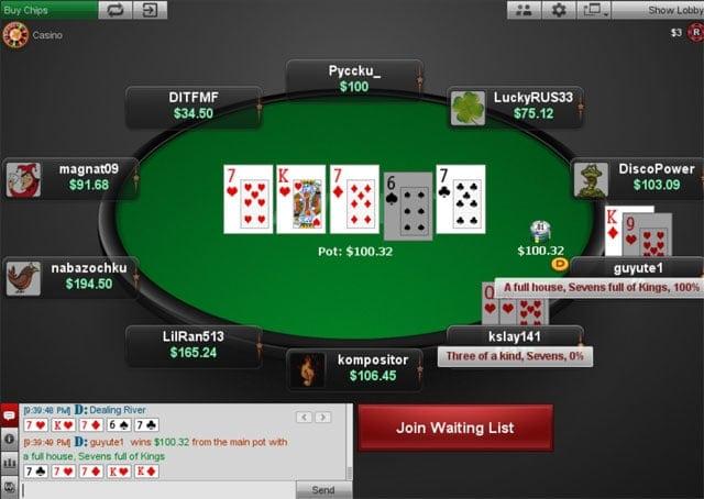 BetOnline Poker Gallery 4