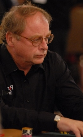 Anthony Holden, a poker author and game aficionado
