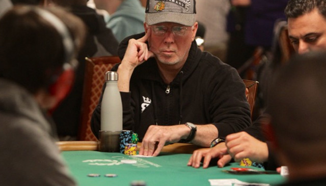 James McManus believed that his story would be much more compelling if he actually entered the $10,000 event himself, so he ended up satelliting his way in. (source: pokerlistings.com)