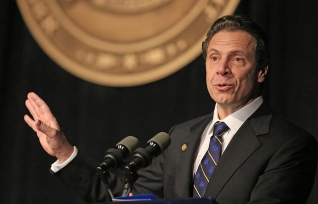 Andrew Cuomo, the governor of New York and the man who will have the final say on any regulation for online poker in New York