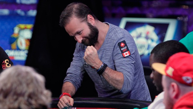 Player types of Daniel Negreanu's profile will engage other players at a table in casual conversation to extract as much information as possible