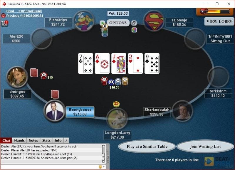 PokerStars Gallery 5
