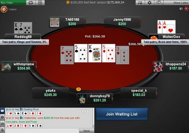 Sportsbetting Poker Gallery 4
