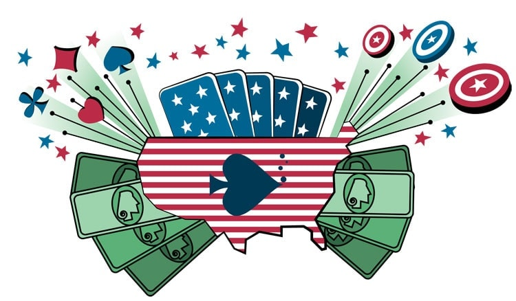Online poker sites open to Americans