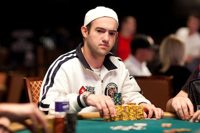 Joe Cada, the youngest Main Event champion to date (source: pokerstars.com)