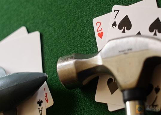 Average Hold'em Winning Odds