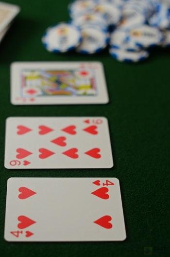 Texas Hold'em Odds After the Flop