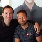 Josh of Beat the Fish with Daniel Negreanu