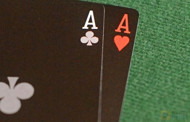Getting your pocket aces cracked is always a frustrating experience and it usually feels like it happens way more often than it should