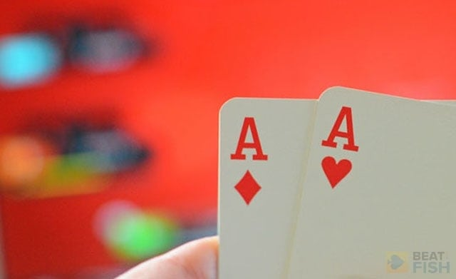 Sometimes getting your aces cracked is just bad luck, but there are also occasions when your mistakes allow other people to draw out on you