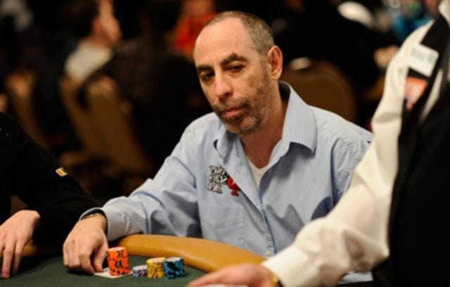 "Barry Greenstein, ""The Robin Hood of Poker"", master of mixed games and Poker Hall of Fame member"