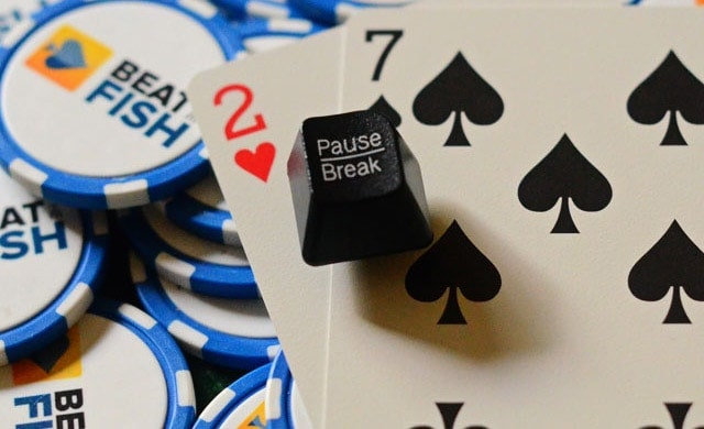 "Bluffing is much less effective in fixed limit games, as you will have to bet and raise on multiple streets to dissuade your opponents from ""keeping you honest"""