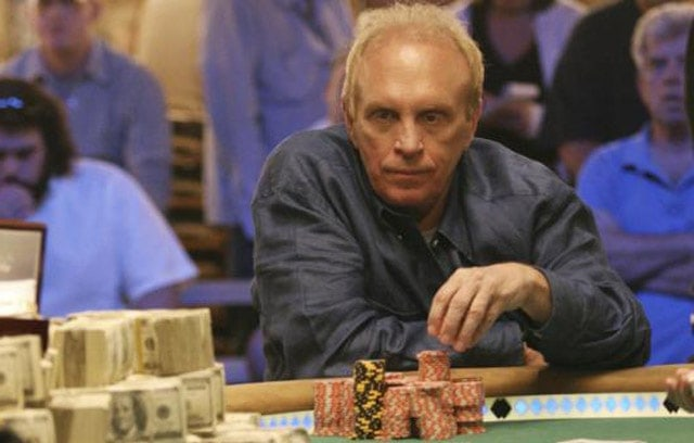 Chip Reese has passed away in 2007, at the age of only 56, which left many poker fans and fellow players in shock