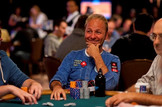 Kid poker may be friendly on the felt, but he is not afraid to speak his mind
