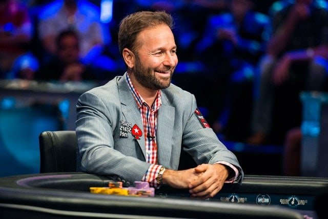 Daniel Negreanu during his 2014 Big One for Drop performance, which ended up netting him $8.3 million