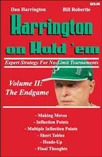 Essential Manual: Harrington on Hold'em Volume 2 [review]
