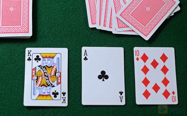 In Texas Hold'em, you always want to play the big cards, but those high card flops can be tricky to naviage