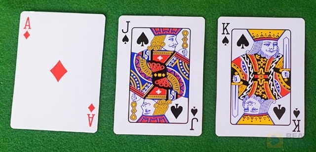 Always be mindful of one card straight draws on high card flops. Those will be out there more often than you think