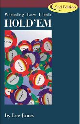 Essential: Winning Low Limit Hold'em by Lee Jones [review]