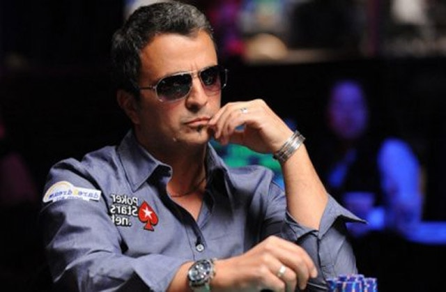 "From a part-time player, Joe Hachem has become known as the ""Godfather of Aussie Poker"""