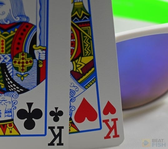 Pocket Kings and Queens are great starting hands but playing them in a wrong way can quickly get you in trouble