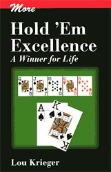 More Hold'em Excellence by Lou Krieger [book review]