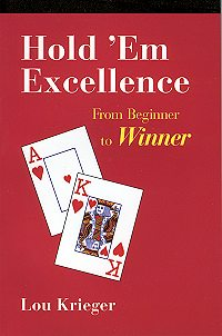 Player Thoughts on Hold'em Excellence by Lou Krieger