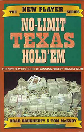 No Limit Texas Hold'em by Tom McEvoy