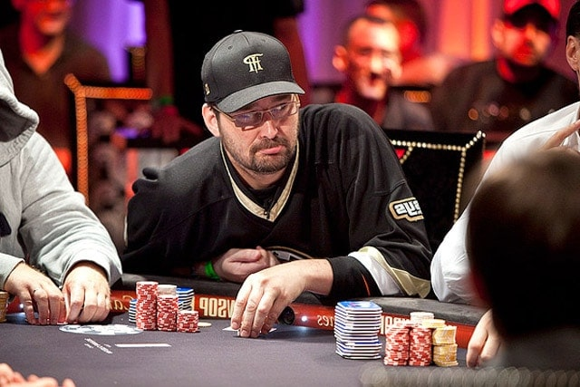 At one time the youngest Main Event winner ever, Hellmuth went on to make a poker career like no one else