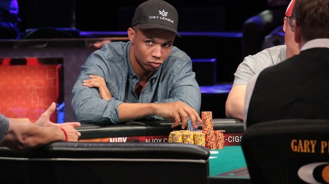 Tiger Woods of poker, Phil Ivey has won pretty much anything there is to win, apart from the WSOP Main Event