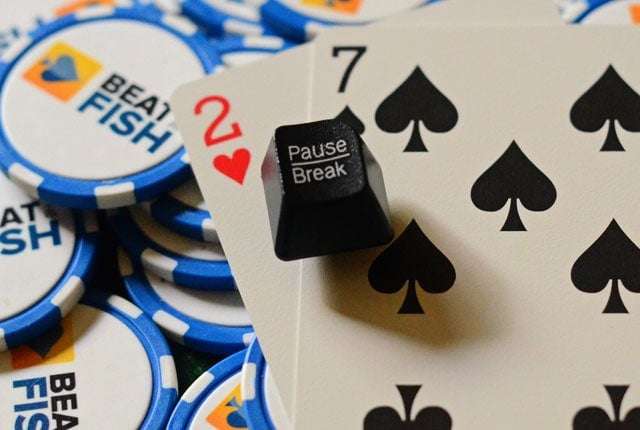 If you are seated in the small blind and few players have already entered the pot, you can probably afford to call with any two cards