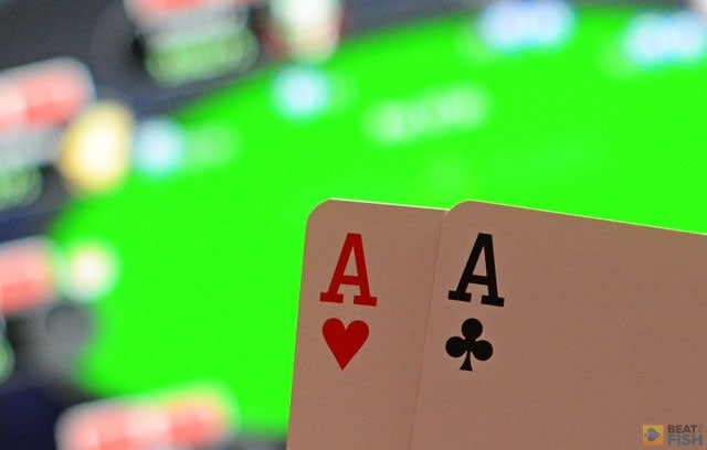 Quick-fold poker takes largely takes away elements of tilt and frustration because you are able to many more hands in a short time span