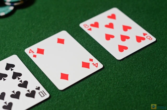 If you let five or six opponents to see the flop, don't be surprised if your decision to slowplay Aces ends up costing you a really big pot