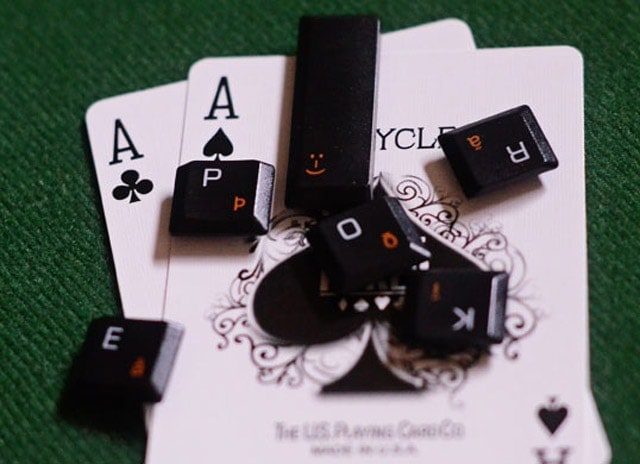 When something doesn't feel right, don't be shy to throw your pocket Aces into the muck. If your opponent has outdrawn on you, it doesn't mean you have to give up your stack to him
