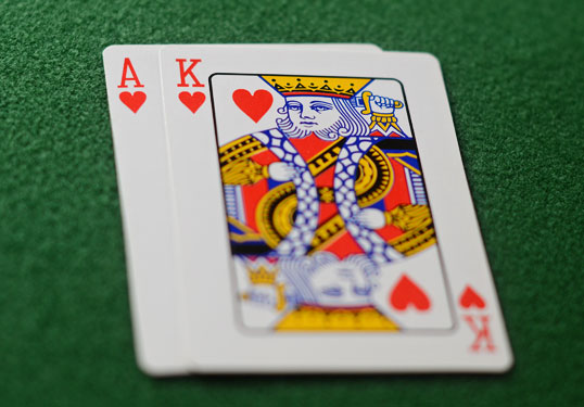 How to play Ace-King (AK, Big Slick) well in various situations may be the most polarizing concept in Texas Hold'em.