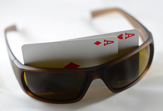 Scandal: Should Sunglasses Be Banned at Poker Tables?